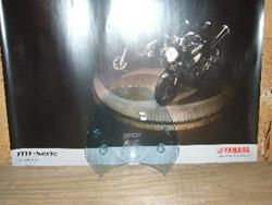 BMW Speedster Windschild R 1150 R