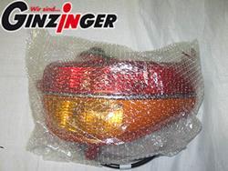 Burgmann AN 650 Rücklicht links, oranger Blinker