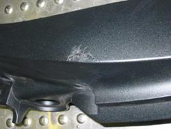 verkleidung Sitz Hornet 600 07-09
