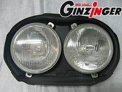 Suzuki GSX-R 750, GSX-R1100 Scheinwerfereinsatz