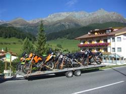 Mex Motorradtransporte