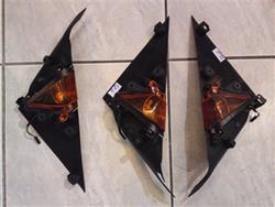 Kawasaki ZX-6R Ninja Blinker vorne inkl. Verkleidung