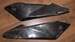 Carbon Seitendeckel zu MV Agusta F4