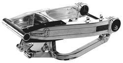 K&J-Aluminium-Superbikeschwinge mit Unterzug