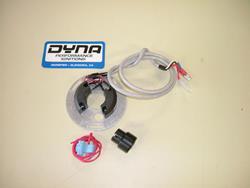 DYNA-S, elektronische Zündung