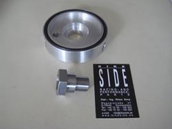 Ölkühler-Motoradapter