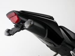 Kennzeichenträger CBR 1000 RR ab `08 mit UND ohne ABS