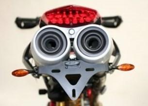 Bild von Kennzeichenträger DUCATI Hypermotard 1100 ab `07