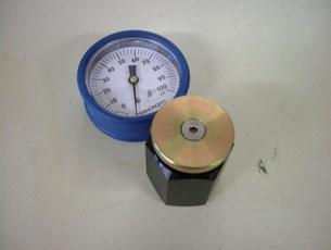 Bild von Ventilfederdruck-Messgerät
