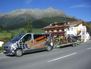 Bild von ....jetzt bei MEX - BIKES Bus & Motorradanhänger zum Wunschtermin sichern, denn schneller wie die andern sein ist immer Wichtig im Leben!!!...