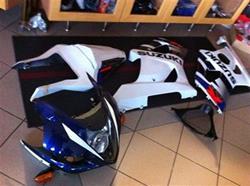Suzuki GSX-R1000 K3/K4 Verkleidungs-Set