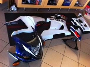 Bild von Suzuki GSX-R1000 K3/K4 Verkleidungs-Set