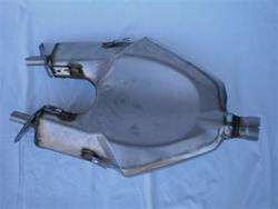 Endschalldämpfer Shiver 750