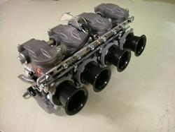 KEIHIN CR35-Rundschiebervergaser