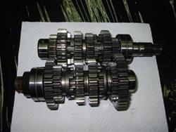 Getriebe kompl. GPZ 500S 94-2004