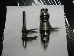 Schaltung Schaltwalze kompl. GPZ 500S 94-2004