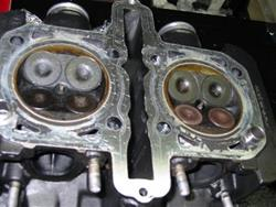Zylinderkopf kompl. GPZ 500S 94-2004