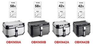 Bild von Topcase V47 für BMW F 650, CS, GS, ST, Dakar