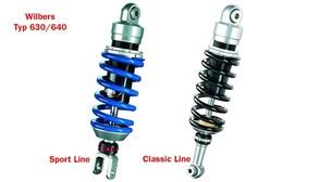 Bild von Bremsscheibenschloss klein für BMW R850R, R1100R, R1150R & Rockster