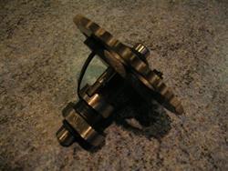 NOCKENWELLE FS 650 Modell 2008