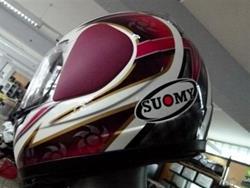Suomy Helm Defender, gr. M