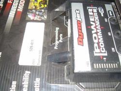 Powercomander Triumph Daytona 600