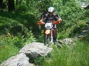 Bild von KTM Adventure Tours: Piemonte Enduro/ Italien