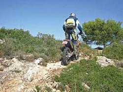 KTM ADVENTURE TOURS: Sardegna Paradiso Offroad / Italien