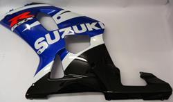 Verkleidung für Suzuki GSXR 750 für das Baujahr 2003