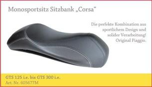 """Bild von Monosportsitz """"Corsa"""""""