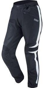 Bild von IXS Textilhose Maastricht schwarz weiß L + M