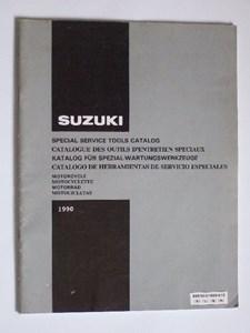 Bild von Suzuki Katalog für Spezial-Wartungswerkzeuge 1990