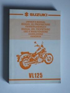 Bild von Fahrerhandbuch VL125