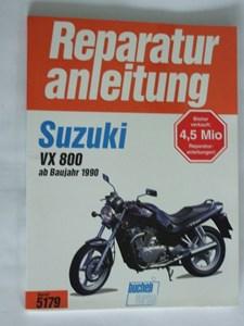 Bild von Reparaturanleitung Suzuki VX800 gebraucht, wie neu