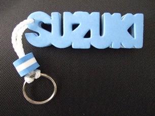 Bild von Schlüsselanhänger Suzuki Schaumstoff