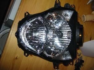 Bild von Original Scheinwerfer GSXR 750 / 600 2011-