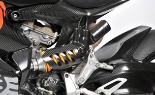 Bild von Federbeinabdeckung Ducati Panigale