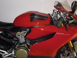 Tankecken Carbon Ducati Panigale