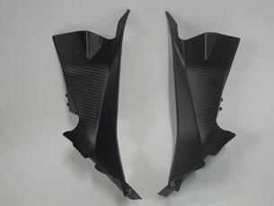 Bild von Verkleidungsoberteil li/re Carbon Ducati Panigale