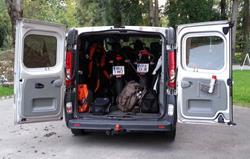 Motorradtransporter für 2 Bikes