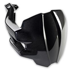 Ducati MTS1200 S / ST / GS Kohlefaser Hinterer Spritzschutz
