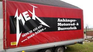 Bild von Anhängerverleih / Leihanhänger / Mietanhänger für 6 Bikes zum fairen Preis