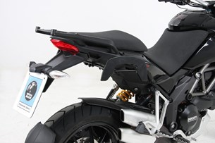 Bild von Ducati Multistrada 1200 C-Bow Softtaschenhalter by H&B