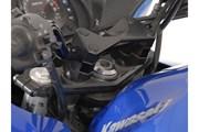 Lenkererhöhung. H=20 mm. Schwarz. Kawasaki Z750/R/S, Z1000.