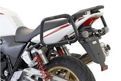 EVO Kofferträger. Schwarz. Honda CB 1300 (03-09) / S (05-09).