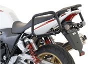 SW-MOTECH EVO Kofferträger. Schwarz. Honda CB 1300 (03-09) / S (05-09).