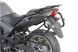 EVO Kofferträger. Schwarz. Honda CBF 500/600/1000.