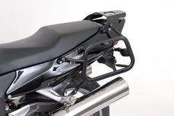 EVO Kofferträger. Schwarz. Honda CBR 1100 XX Blackbird (99-07).