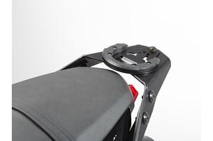 Bild von EVO Tankring für ALU-RACK Gepäckträger. Für EVO Tankrucksäcke. Schwarz.