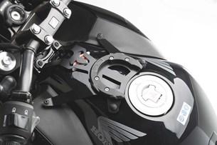 Bild von EVO Tankring. Schwarz. Honda CB 500 F (13-16).